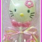 HELLO KITTY CHOCOLATE LOLLIPOPS