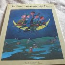 The FIVE FINGERS AND THE MOON Hardcover Children Book K. Kurt