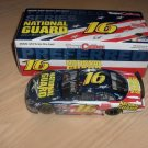 Die-Cast Collector #16 National Guard Card
