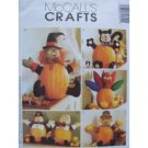 McCall's Crafts 2945 Pattern Pumpkin Pokes