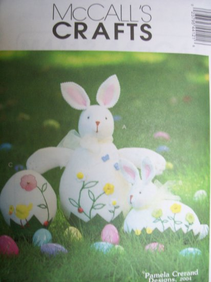 McCall's Crafts M4412 Pattern Decorative Easter Items