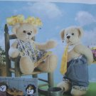Simplicity Crafts Pattern 5302 - Bears & Clothes