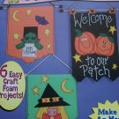 McCall's Creates Booklet - Halloween Banners