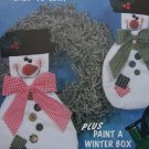McCall's Creates Booklet - Country Snowmen & More