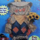 McCall's Creates Booklet - Box Scarecrow & Witch