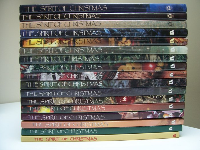 The Spirit of Christmas Craft Book Collection