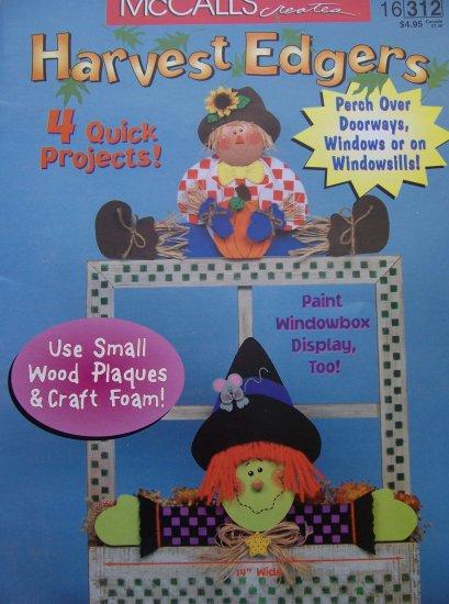McCall's Creates Booklet - Harvest Edgers