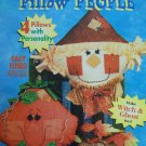 McCall's Creates Booklet - Fall Pillow People
