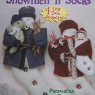 McCall's Creates Booklet - Snowmen N Socks