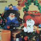 McCall's Creates Booklet - Boo-tiful Broomhilda  Boo Baskets