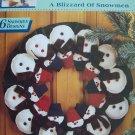 McCall's Creates Booklet - A Blizzard of Snowmen