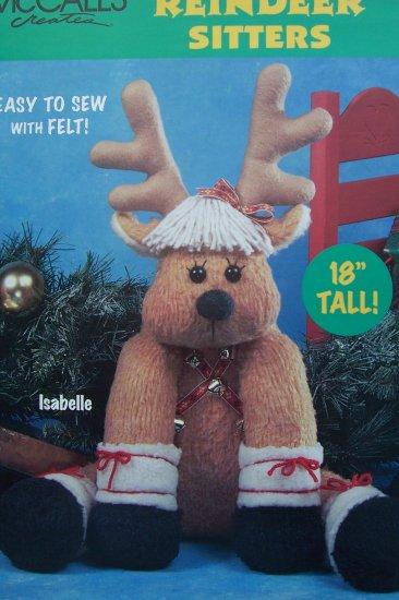 McCall's Creates Booklet - Reindeer Sitters