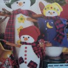 McCall's Creates Booklet - A Family of Snow Folks
