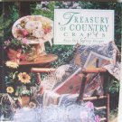 Treasury of Country Crafts Craft Book