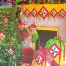 Simplicity Pattern 2723 Christmas Decorations - Fat Quarter Club