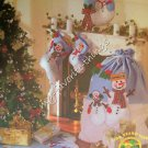 Simplicity Pattern 3967 Christmas Decorations - Snowman