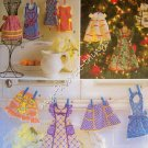 Simplicity Pattern 2748 Apron Ornaments