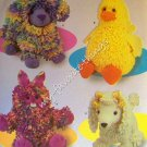 Simplicity Pattern 3933 Loopy Animals