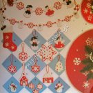 Simplicity Pattern 4385 Christmas Decorations - Holiday Pattern Collection