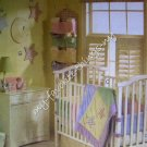 McCall's Home Decorating Pattern 5285 Baby Room Essentials