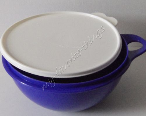Tupperware Thatsa Bowl Jr 12 Cup Berry Bliss Purple