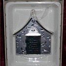 Mother's Day Hallmark 'A Mother's Loving Arms Silver Plated Keepsake Ornament