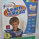 Hooked on Phonics Learn to Read 2nd Grade Edition NEW