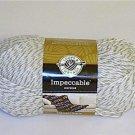 Impeccable Worsted Acrylic Yarn 128g 4.5 oz Grey Marle 01043