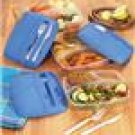 Set of 3 Divided Lunch Boxes
