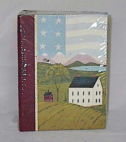 Americana Photo Holder by C.R. Gibson Holds 100 4x6 inch photos