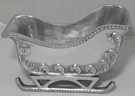 10 inch Solid Aluminum Sleigh