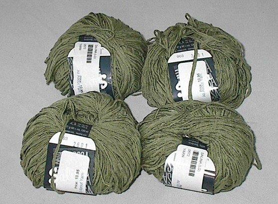 50% Discount on Lana Grossa Salina Yarn Green (#003) Free Shipping Offer