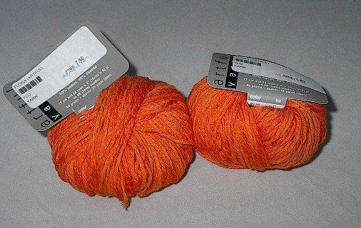 46% Discount Artful Flora Yarn Calendula (Orange) (#6128)