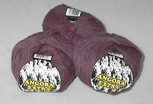 Yarn Knitting Fever Angora Extra Mauve (#02)