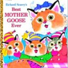 Richard Scarry's Best Mother Goose Ever Deluxe Edition Hardcover