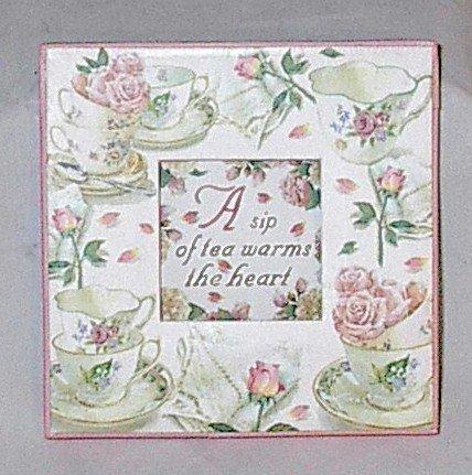 Lady Jayne Ltd Tea and Roses Endearment Message Frame