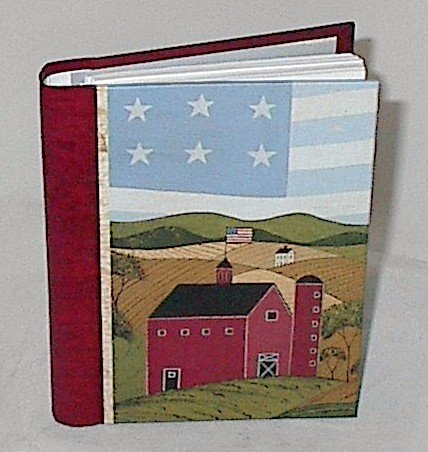 C.R. Gibson Country Rustic Address Book