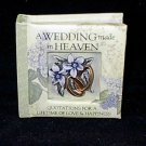 History and Heraldry Miniature Gift Book 'A Wedding Made in Heaven'