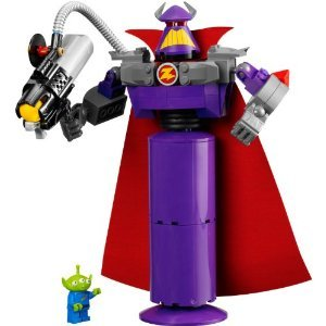 LEGO Disney Toy Story Exclusive Special Edition #7591 Zurg