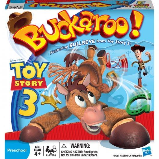 Toy Story 3 Buckaroo Kick Up Some Fun by Milton Bradley Games