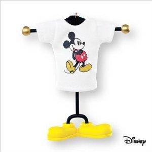 Hallmark Keepsake Ornament 2007 Style With a Smile Mickey Mouse