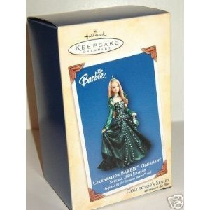 Hallmark Keepsake Ornament 2004 Celebration Barbie