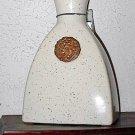 Desert Sand Beige and Browns 11 inch Earthenware Rectangle Vase