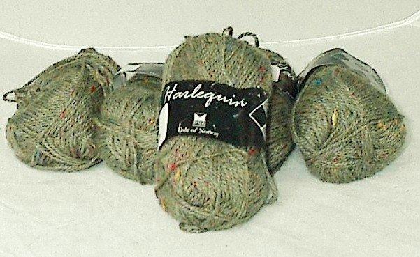 Dale of Norway Harlequin dk Tweed Yarn Lichen (#0002)