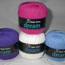 50% Discount on Tahki Dream Wool Blend Yarn White #001