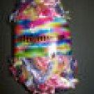 Wendy Shimmer Eyelash Yarn 2043 Spring Mix