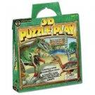 Smart Lab 3-D Dinosaur Adventure Puzzle