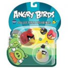 Angry Birds Collectible Figure 2 Pack Red White Birds