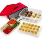 Tote 'N Go Insulated Carrier for Picnics Parties