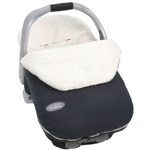 Navy JJ Cole Original Infant Bundleme Bunting